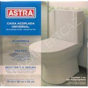 Caixa de Descarga Para Bacia Vaso Acoplada Universal Plastico