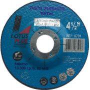 Disco de Desbaste para Ferro 4 1/2 x 3/16 x 22.2