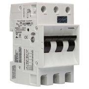 Disjuntor Din Tripolar 5sx1 C.C 10a Siemens