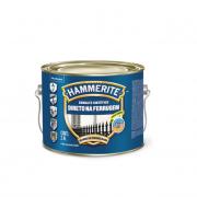Esmalte Sintético Direto Na Ferrugem 2,4L Hammerite Prata