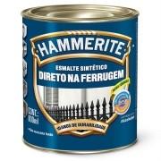 Esmalte Sintético Direto Na Ferrugem 800L Hammerite Amarelo