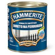 Esmalte Sintético Direto Na Ferrugem 800L Hammerite Branco