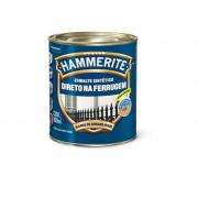 Esmalte Sintético Direto Na Ferrugem 800L Hammerite Cinza Claro