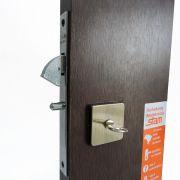 Fechadura Porta de Correr 950  Wc Banheiro Antique Stam