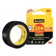 Fita Isolante 3m Scoth 33+ 5 Metros