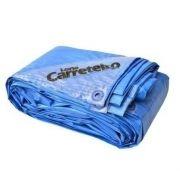 Lona Carreteiro Itap Azul 8 x 10