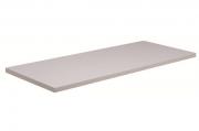 Madeira Aglomerado branco para Montar Prateleira Regulável 100cm x 30cm