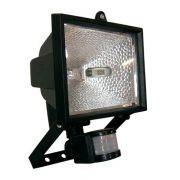 Refletor Halógeno Com Sensor De Presença + Lampada 127v 150w