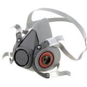 Respirador Reutilizável Semifacial ca 4115 3M Série 6200