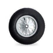 Roda Para Carrinho De Mão Completa 3,25 x 8