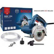 Serra Marmore 127v Tytan Gdc150 Sem Disco Bosch