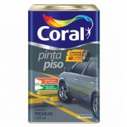 Tinta Pinta Piso Coral Premium 18 Litros