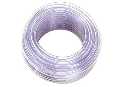 Mangueira Cristal Transparente 3/8 X 1,00mm 50 Metros