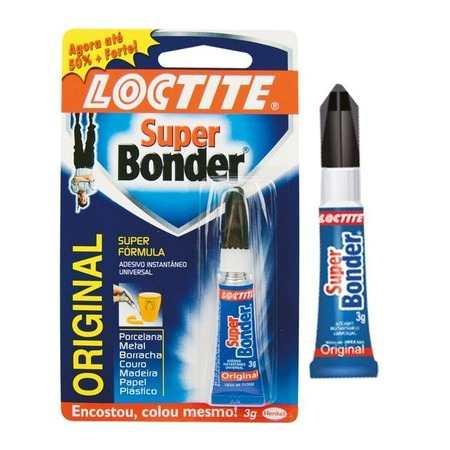 Super Bonder 3g - Henkel