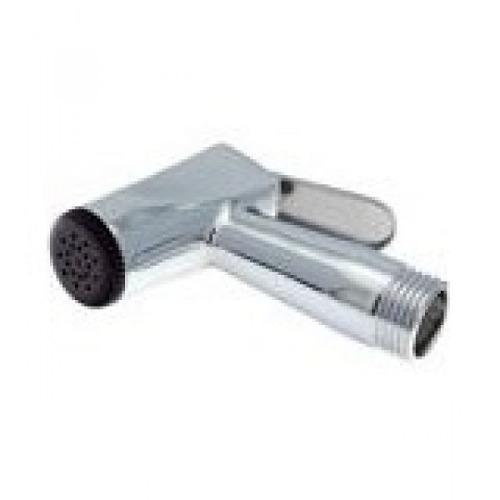 Pistola Gatilho Para Ducha Higienica Metal Cromado