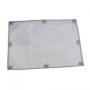 Tela Mosquiteiro para Janela com Velcro 65cm x 1,25M
