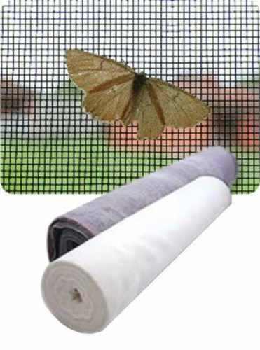 Tela Nylon Mosquiteiro com 1,50m de Largura Contra Dengue Pernilongo
