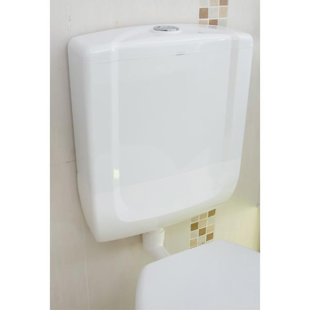 Caixa Descarga Acoplada Pvc Para Vaso Sanitário