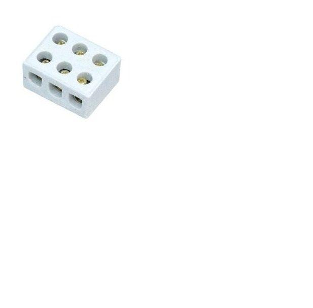 Conector Sindal Tripolar 16mm