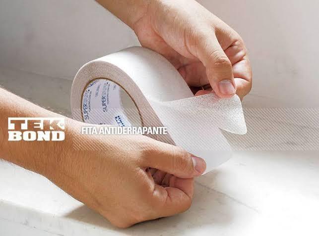 Fita Anti Derrapante 50mm X 5 Metros Transparente
