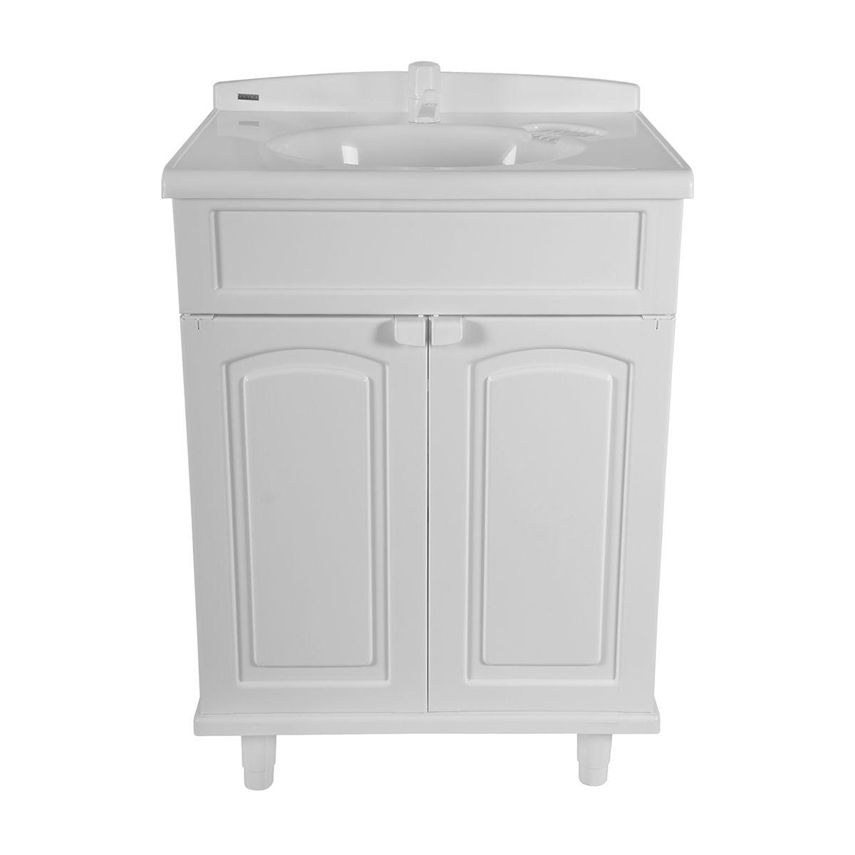 Gabinete Lavatório Para Banheiro Com Cuba Gabmax Astra
