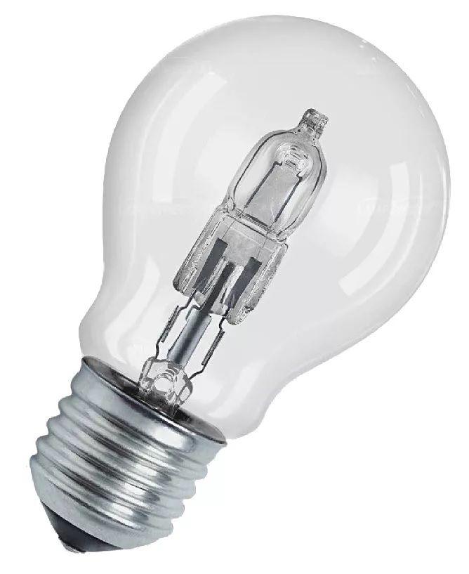 Lampada Halogena Bulbo E27 12v 50w Baixa Voltagem Barco Luz Solar