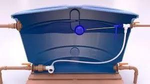 Pressurizador Automatico Para Caixa Dágua Blukit