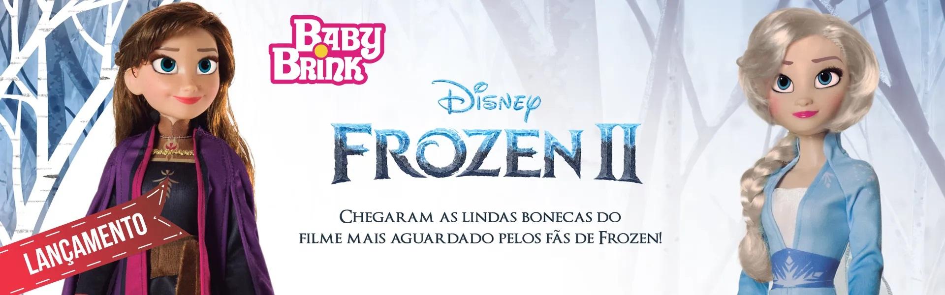 Lançamento Frozen