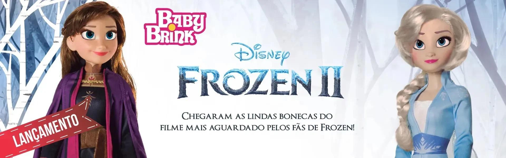 Lançamento Frozen 2