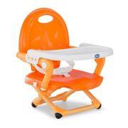Assento Elevatório Pocket Snack Mandarin (Laranja) - Chicco