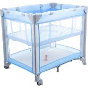 Berço Portátil Mini Play Pop Azul - Safety 1st