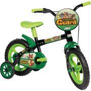 Bicicleta Infantil Aro 12 Verde Turminha do Guará - Semaan