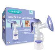 Bomba Tira-leite Materno Manual Basic Edition - Lansinoh