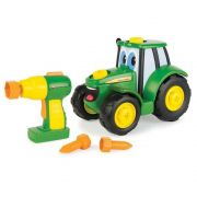 Build-a-Johnny - Construa o Trator John Deere - Peg Pérego