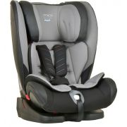 Cadeira Auto Strada Gray Black (Cinza/Preto) 9 a 36kg - Burigotto