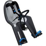 Cadeira de Bibicleta Mini RideAlong Dark Gray Dianteira - Thule