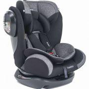 Cadeira Para Auto Até 36kg - Stretch - Melange com Preto - Kiddo