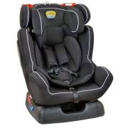 Cadeira para Auto Infinity 0 a 36 kg Black (Preto) - Burigotto