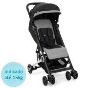 Carrinho com Bebê Miinimo Black Night - Chicco