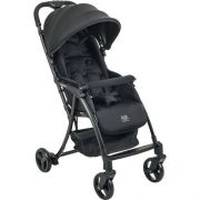 Carrinho de Bebê Air 0-15kg Preto (Leve e Compacto) - Burigotto