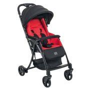 Carrinho de Bebê Air 0-15kg Red Black (Leve e Compacto) - Burigotto