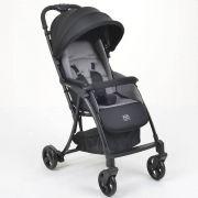 Carrinho de Bebê Air Gray (Cinza - Leve e Compacto) - Burigotto