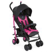 Carrinho de Bebe Chicco Echo Pink (Rosa) - Chicco