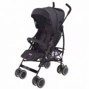 Carrinho De Bebê Genua Woven Black - Abc Design