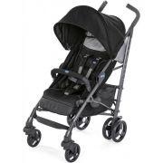 Carrinho De Bebê Lite Way 3 Basic Jet Black - Chicco