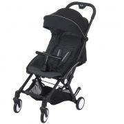 Carrinho de Bebê Up Black (Preto - Leve e Compacto) - Burigotto