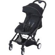 Carrinho de Bebê Up Black (Preto - Leve e Compacto II) - Burigotto