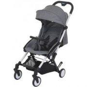 Carrinho de Bebê Up Gray (Cinza) Dobrável - Burigotto