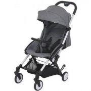 Carrinho de Bebê Up Gray Dobrável - Burigotto
