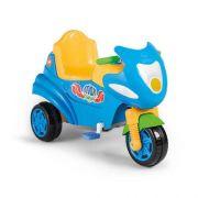 Carrinho De Passeio Com Pedal Max Azul (0948) - Calesita